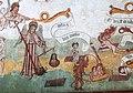 Detail uit het Laatste Oordeel in de zuidelijke transeptarm van de Sint-Genovevakerk van Zepperen - 374958 - onroerenderfgoed.jpg