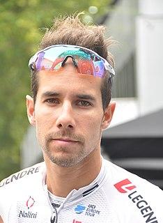 Benoît Jarrier French cyclist