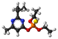 Diazinon 3D ball.png