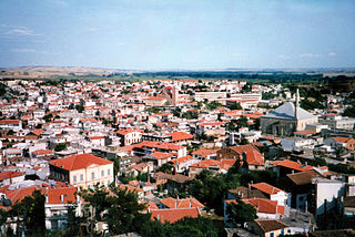 Didymoteicho Place in Greece