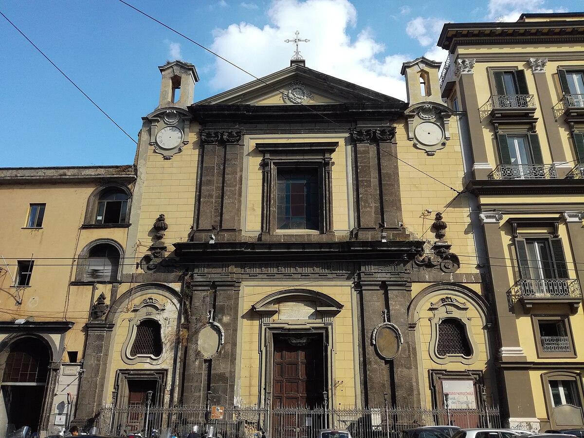San Diego All Ospedaletto Naples Wikipedia