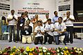 Dignitaries with Prize Winners - Valedictory Session - Indian National Championship - WRO - Kolkata 2016-10-23 9028.JPG