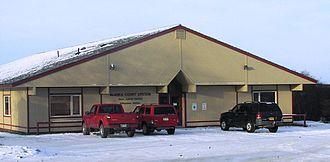 Dillingham, Alaska - Courthouse in Dillingham