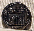 Diocleziano, nummo argenteo, 284-305 ca., 03.JPG
