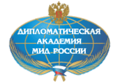 Diplomatic academy of Russia logo.png