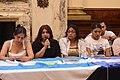 Diputados con familiares de tripulantes del ARA San Juan 03.jpg