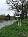 Direction sign - geograph.org.uk - 754423.jpg