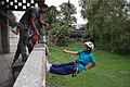 Disaster Management - Survival Programme - Summer Camp - Nisana Foundation - Sibpur BE College Model High School - Howrah 2013-06-09 9995.JPG