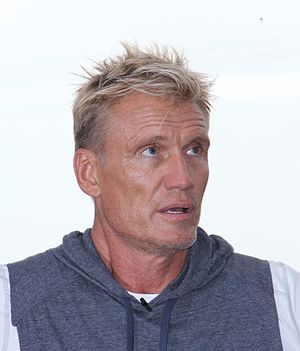 Dolph Lundgren - Lundgren in March 2016