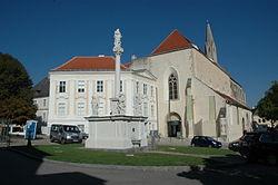 Dominikanerkirche Museum d Stadt Krems.JPG