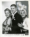 Don Ameche, Alice Faye, and Carmen Miranda in THAT NIGHT IN RIO (1941).jpg