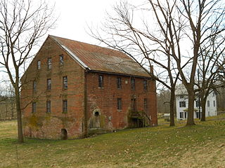 Donegal Mills Plantation United States historic place