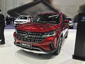 Dongfeng Liuzhou Motor - Image: Dongfeng Fengxing T5 01