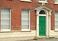 Door and windows, Lisburn - geograph.org.uk - 1253292.jpg