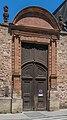 Door of former bishopric in Rodez.jpg