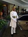 Doorman at the hotel in Bangalore - panoramio.jpg
