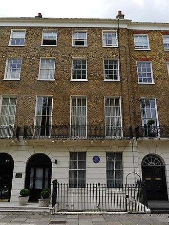 Laurence Gomme - 24 Dorset Square, London