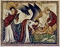 Douce Apocalypse - Bodleian Ms180 - p.077 Millstone.jpg
