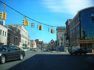 Downtown Schenectady Neighborhood/Central business district in Capital District, New York, United States