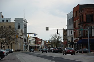 Lorain, Ohio - Image: Downtown lorain, ohio 2