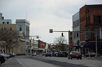 Lorain, Ohio - Image: Downtown lorain, ohio 2