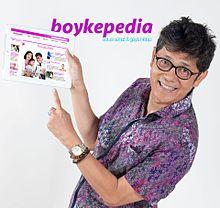 Boyke Dian Nugraha