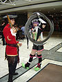 Dragon Con 2009 - Tira & pirate friend (3913813021).jpg