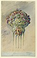 Drawing, Design for ornamental comb, 1900 (CH 18488621).jpg