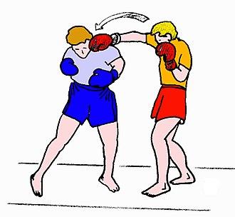 Swing (boxing) - Swing in Burmese boxing
