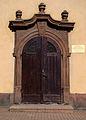 Drzwi kościoła p.w. Świętego Krzyża.jpg