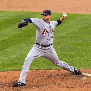 Duane Below - Below with the Detroit Tigers