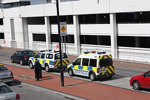Airport Police (Ireland) - Airport Police Vehicles