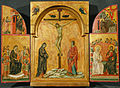 Duccio - Triptych- Crucifixion and other Scenes - Google Art Project.jpg