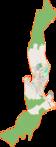 Dukla location map.png