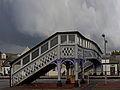 Dunblane railway station overpass by Kenny Barker.jpg