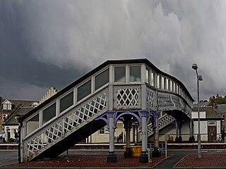 Dunblane railway station