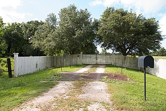 National Register of Historic Places listings in Brazoria County, Texas - Image: Duranzo Plantation (1 of 1)