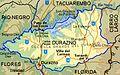 Durazno Department map.jpg