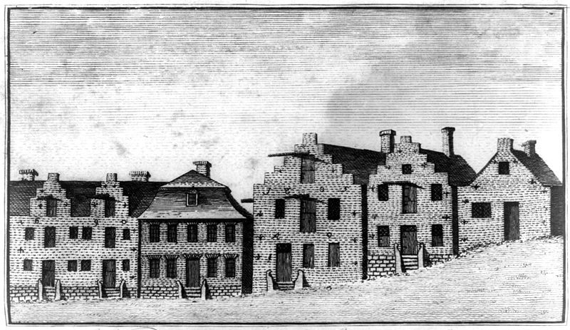 File:Dutch Rowhouses Albany 1789.jpg