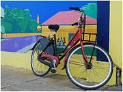 Dutch bike in Bonaire.jpg