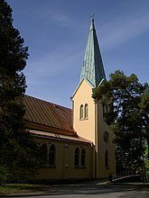 Fil:Duvbo kyrka ext3.jpg