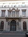 Dwelling building. Listed ID 486. Portal. - 6, József Attila St., Budapest District V.JPG