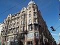 Dwelling building. SE. - 18., József Attila St., Budapest.JPG