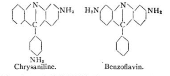 Two derivatives of Acridine