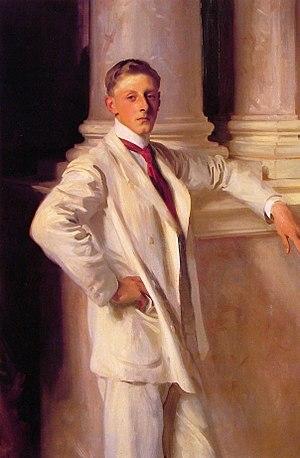 Arthur Ramsay, 14th Earl of Dalhousie - Earl of Dalhousie, John Singer Sargent, 1900