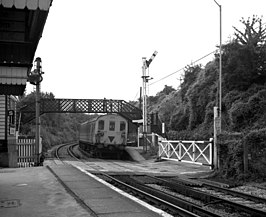 East Farleigh railway station 1977.jpg