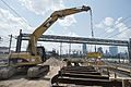 East Side Access Update- Queens side - August 7, 2014 (14702229678).jpg