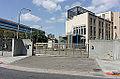 East Yuchen Pumping Station Southwest Gate 20141206.jpg