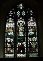 East window, All Saints' Church Harston - geograph.org.uk - 713515.jpg