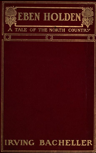 Eben Holden - First edition cover